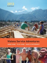 download it - Visions Service Adventures