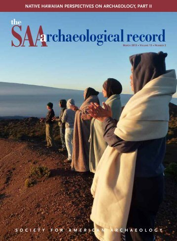 American association for amateur archeology originated from