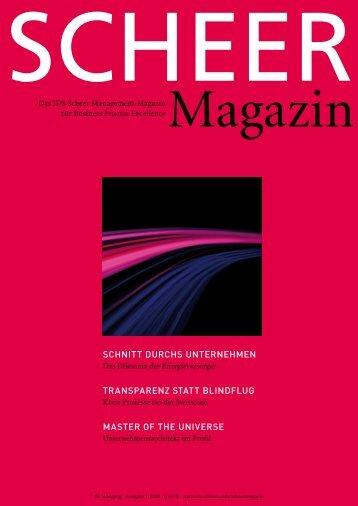 Magazin - IDS Scheer AG