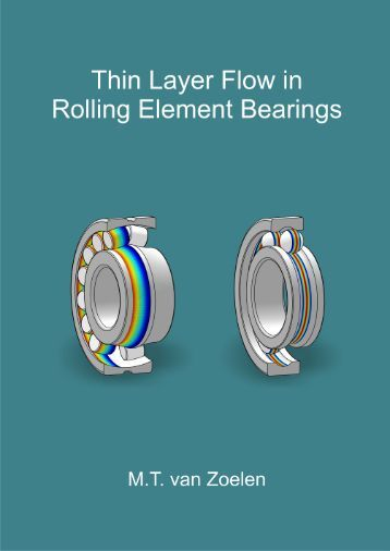 Thin layer flow in rolling element bearings
