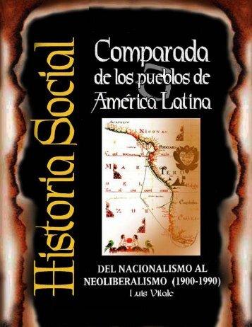 Tomo III. Luis Vitale C - Archivo Chile