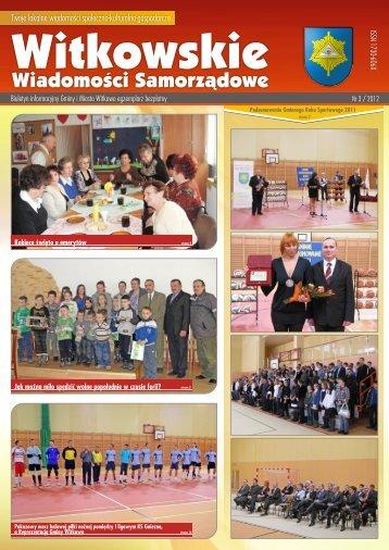 WWS 3-2012 - Witkowo