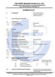 Firma Johannes Meyer Transporte - Reuss-Seifert GmbH