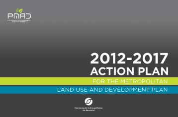 2012-2017 Action Plan for the Metropolitan Land Use and ...
