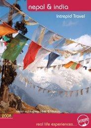 nepal & india - Intrepid Travel