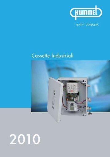 Cassette in Acciaio - Hummel AG