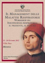 iL management deLLe maLattie reSpiratorie - iDea Congress