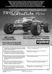 TR15 Stadium Force readyset