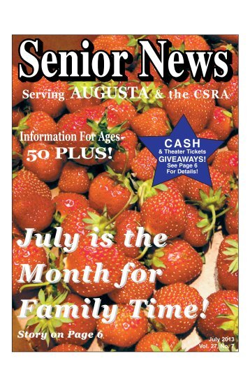 Jul - Senior News Georgia