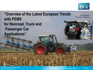 Overview of the Latest European Trends with PEMS for Nonroad ...