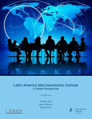 Latin America Macroeconomic Outlook: A Global Perspective - Ceres