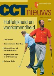 CCT 2003-38 - Commerciële Club Twente