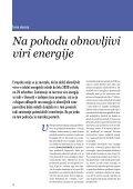 Na pohodu obnovljivi viri energije Kljub zmanjšanju porabe ... - dLib.si - Page 6