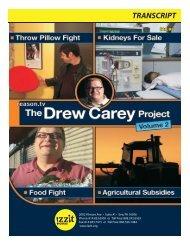 The Drew Carey Project Vol.2 - Transcript - Izzit.org