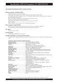 Communication Systems - Uni-Safe Electronics a/s - Page 4