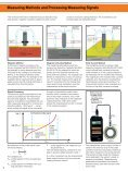 Characteristic values and technical data of ... - vernier sales, inc. - Page 2