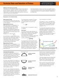 Characteristic values and technical data of ... - vernier sales, inc. - Page 3