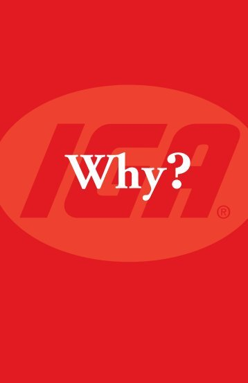 Why IGA? - Unified Grocers