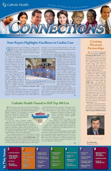March/April 2011 - Catholic Health System