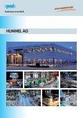 HSK-szabványcsavarzatok - Hummel AG - Page 2
