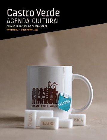 Agenda Cultural Novembro / Dezembro 2012 - Câmara Municipal ...
