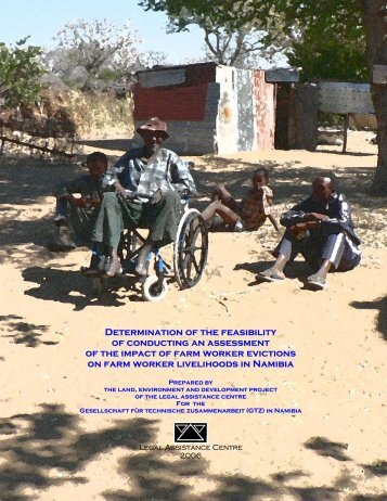 Determination of the feasibility of conducting an ... - Mokoro