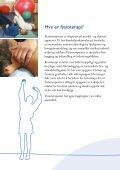 FySiotErapi For KViNNEr - Norsk Fysioterapeutforbund - Page 2