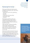 FySiotErapi For KViNNEr - Norsk Fysioterapeutforbund - Page 3