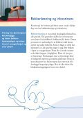 FySiotErapi For KViNNEr - Norsk Fysioterapeutforbund - Page 4