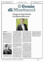 Convegno Internazionale su Giuseppe Martucci a cento anni dalla ...