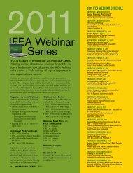 2011 - International Festivals & Events Association