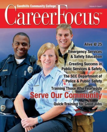 Career Focus 4-2 - Sandhills Community College