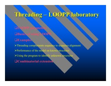Threading (LOOPP) (part 2)