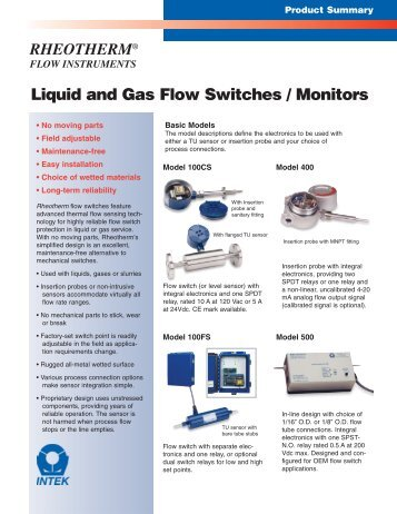 Naenne float level switches zycon liquid and gas flow switches monitors rheotherm zycon sciox Image collections
