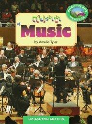 Lesson 8:Music