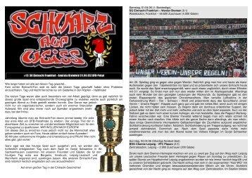 Wie lange haben wir alle auf diesen Tag gewartet ... - Ultras Frankfurt