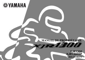 2001 - Bienvenue sur XJR Team