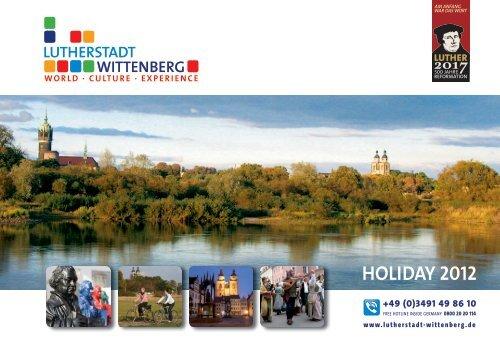 lutherstadt wittenberg tourism