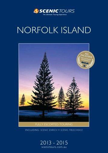 NORFOLK ISLAND - Scenic Tours
