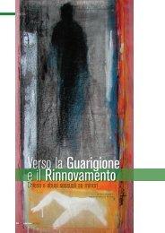 Verso la Guarigione e il Rinnovamento - Pontifical Gregorian ...