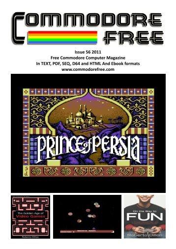 Commodore Free Magazine Issue #56 (PDF)