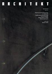 Pritzkerova cena '99: Norman Foster 11 x rodinn˘ dÛm SoutûÏ ...