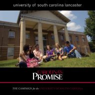 Download PDF Case Statement - University of South Carolina