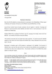 FOR IMMEDIATE RELEASE 19 August 2005 Business is ... - In-site