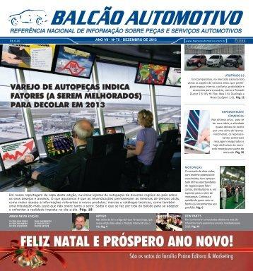 Edição 75 - Balcão Automotivo