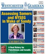 read The Westchester Guardian - November 29, 2012 ... - Typepad