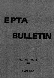 jepta 1988 07-3 - European Pentecostal Theological Association