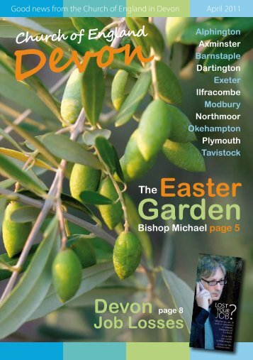 April - The Easter Garden - Diocese of Exeter