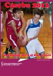 Selección Cadete Masculina - Federación de Baloncesto de Castilla ...