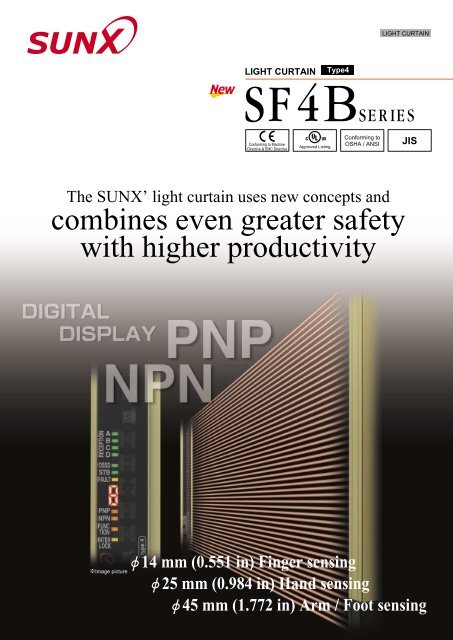 NEW 1 SET SUNX SFB-CSL05 SAFETY LIGHT CURTAIN CONENCTOR,BOXYN